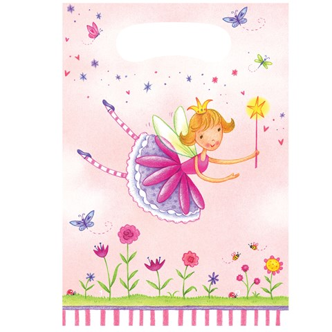 Garden Fairy Treat Bags