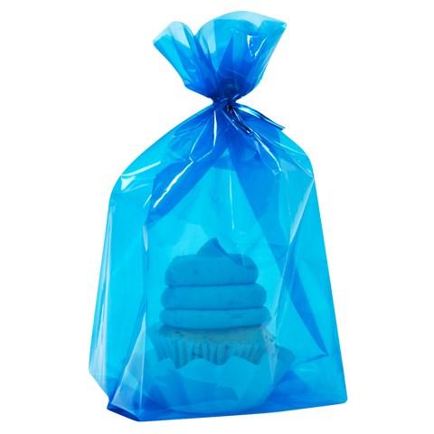 Blue Treat Bags