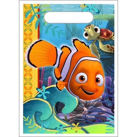 Disney Nemo's Coral Reef Treat Bags
