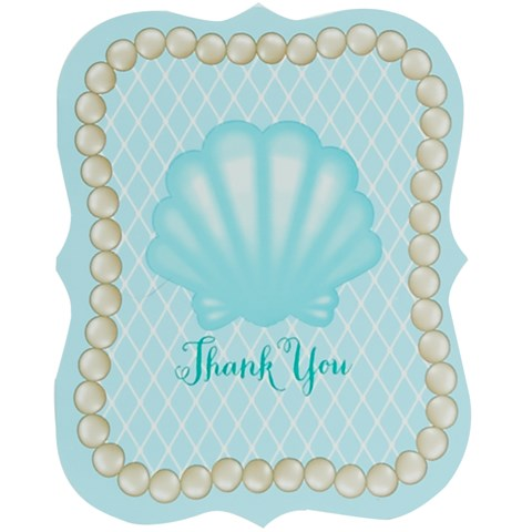 Mermaids Under the Sea Thank You Notes (8)