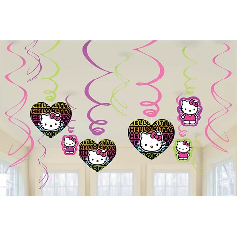 Hello Kitty Tween Swirls