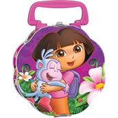 Dora's Flower Adventure Tin Box Carry All