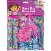 Dora's Flower Adventure Party Favor Value Pack
