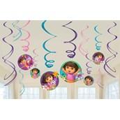 Dora's Flower Adventure Swirls