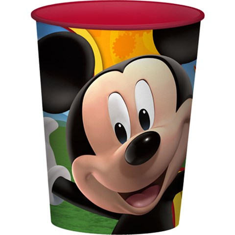 Disney Mickey Playtime 16 oz. Plastic Cup