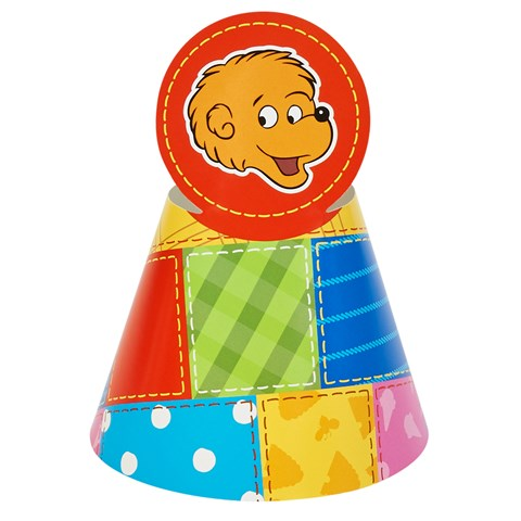 The Berenstain Bears Cone Hats (8)