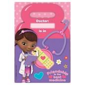 Disney Junior Doc McStuffins Treat Bags