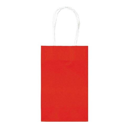 Party Bags - Red (10)