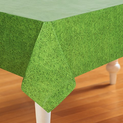 Grass Plastic Tablecover
