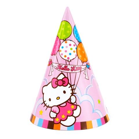 Hello Kitty Balloon Dreams Cone Hats
