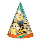 Minions Despicable Me - Cone Hats (8)