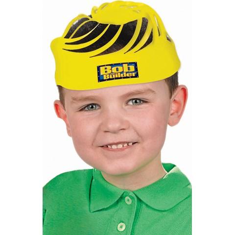 Bob the Builder Spiral Paper Hats