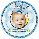 Lil' Prince Personalized