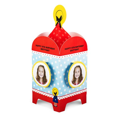 Madeline Personalized Centerpiece
