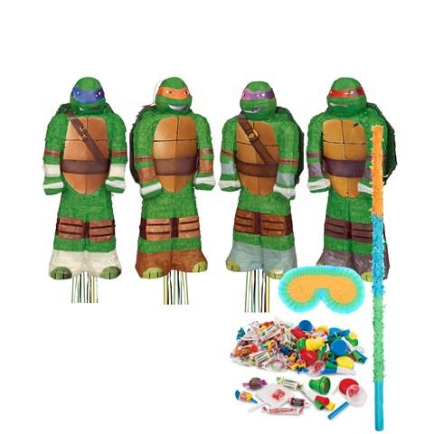 Teenage Mutant Ninja Turtles Shaped Pinata Kit