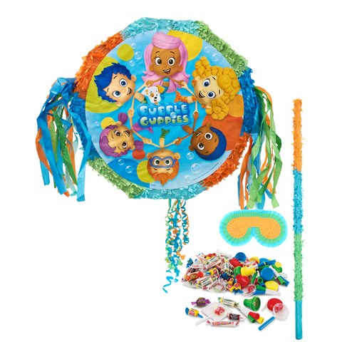 Bubble Guppies Pinata Kit