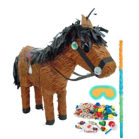 Western Horse Pinata Kit