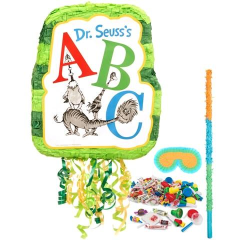 Dr. Seuss ABC Pinata Kit