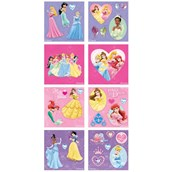 Disney Princess Sparkle Sticker Sheets (8)