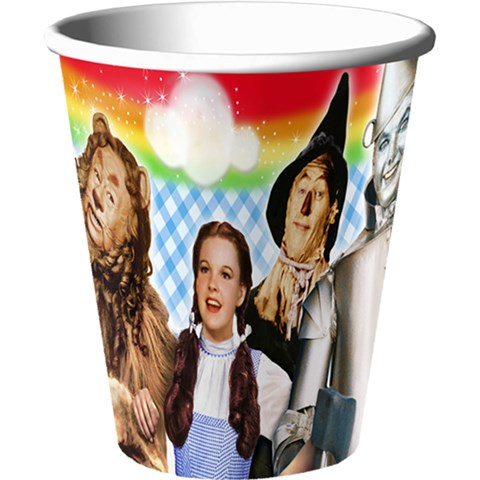 Wizard of Oz Party - 9oz. Paper Cups (8)