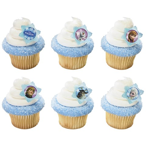 Disney Frozen Party Rings (12)