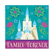 Disney Frozen Party Beverage Napkins (16)