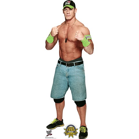 WWE Party John Cena Stand Up