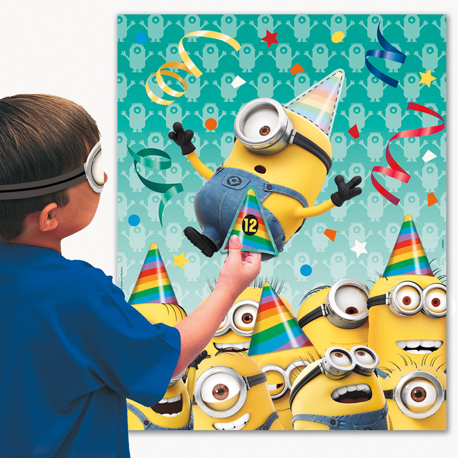 Minions Despicable Me Party Game