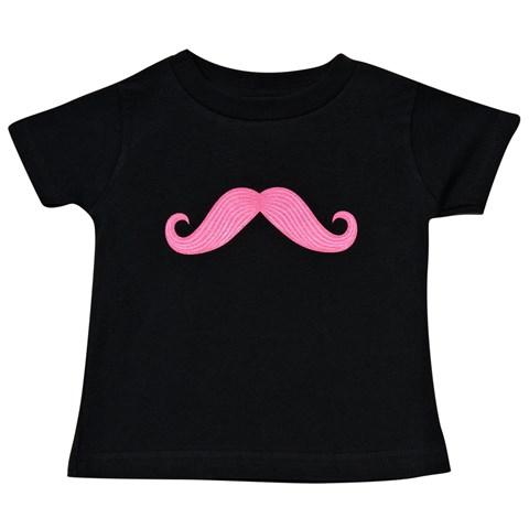 Pink Mustache T-Shirt