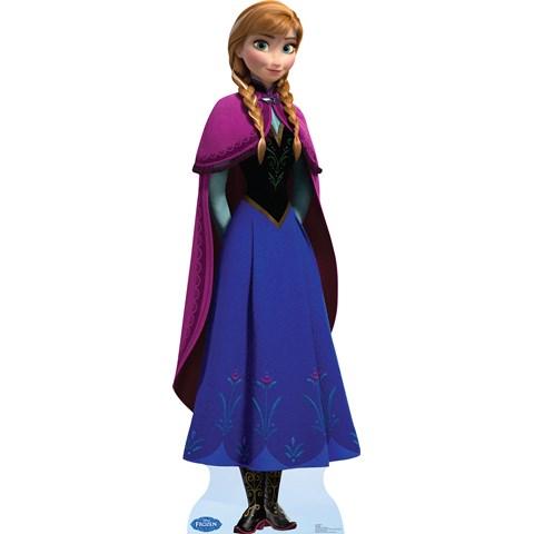Disney Frozen Anna Standup