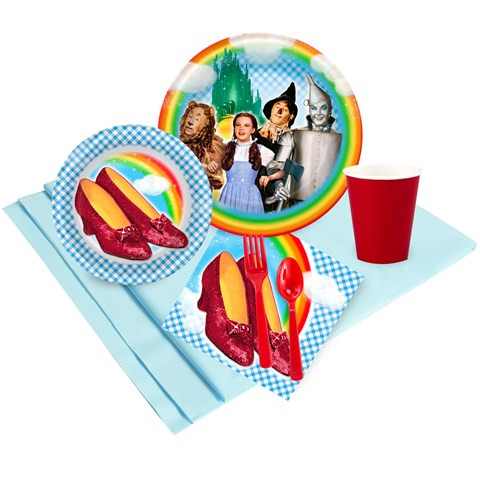 Wizard of Oz Just Because Party Pack for 8