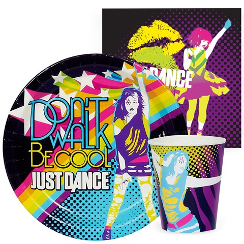 Just Dance Playtime Snack Pack