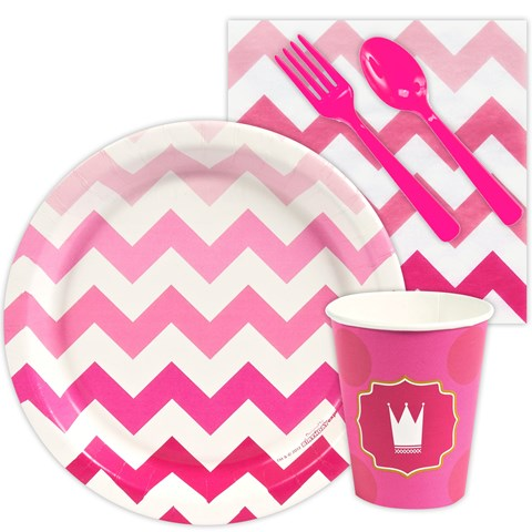 Pink! Playtime Snack Pack
