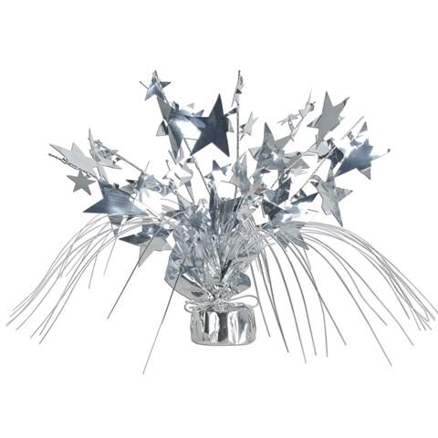 Silver Star Gleam 'N Spray Centerpiece