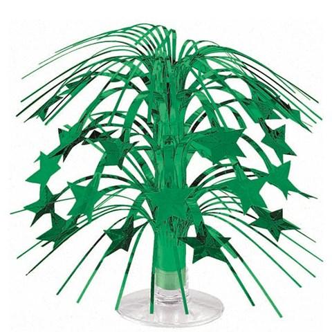 Green Star Mini Cascade Centerpiece