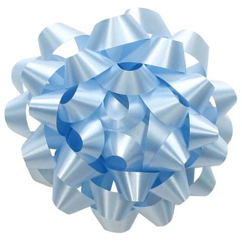 "Light Blue Decorative Bow (4"")"