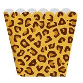 Leopard EmptyTreat Boxes (8)