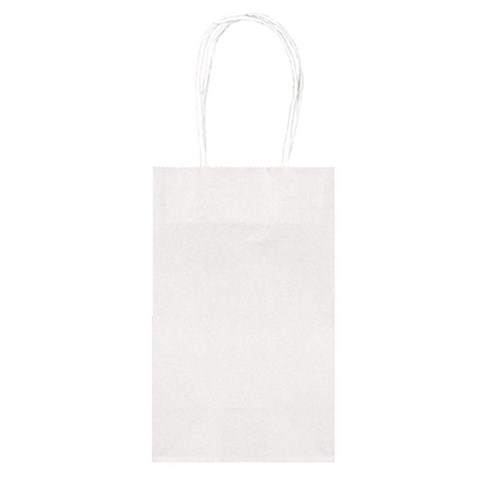 Party Bags - White (10)