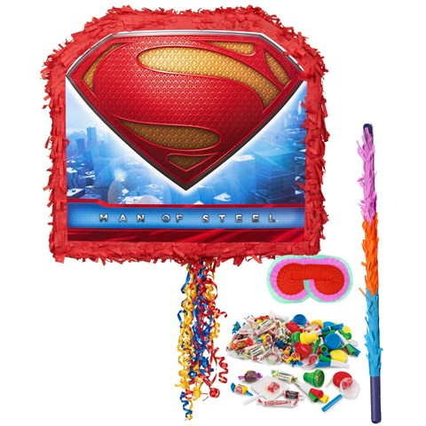 Superman: Man of Steel Pinata Kit