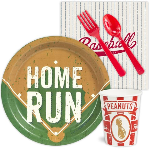 Baseball Playtime Snack Pack