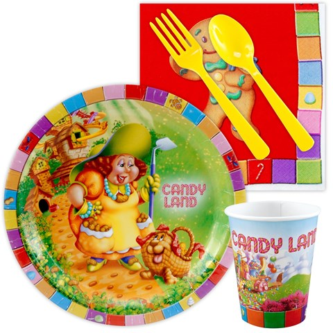 Candy Land Playtime Snack Pack