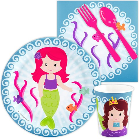 Mermaids Playtime Snack Pack