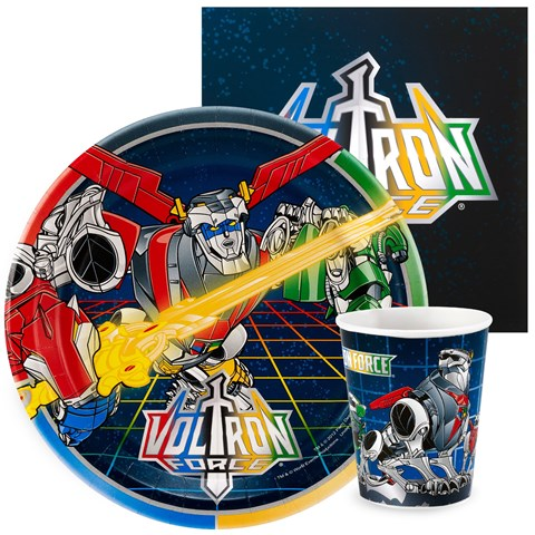 Voltron Force Playtime Snack Pack