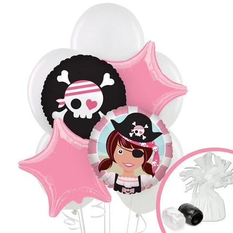 Pretty Pirates Party Balloon Bouquet