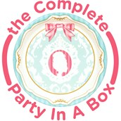 Let Them Eat Cake Party In A Box