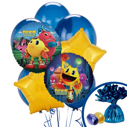 PAC-MAN and the Ghostly Adventures Balloon Bouquet