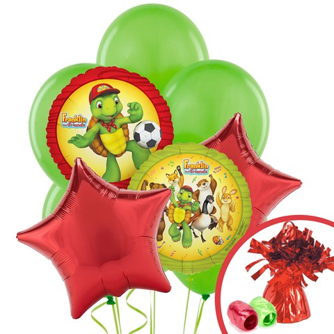 Franklin and Friends Balloon Bouquet