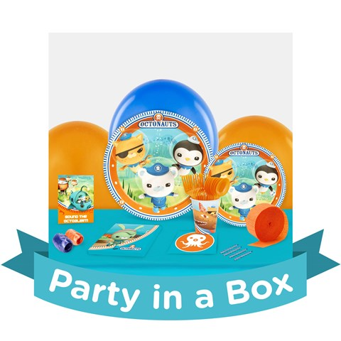 Octonauts Party in a Box