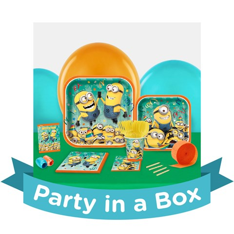Despicable Me 2 Party in a Box