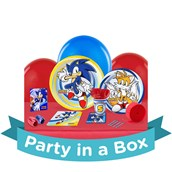 Sonic the Hedgehog Party in a Box